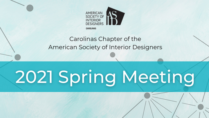 Registration is Open for the 2021 Spring Meeting