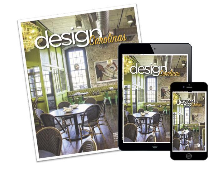 Design Carolinas Magazine